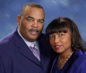 Pastor & First Lady Banks
